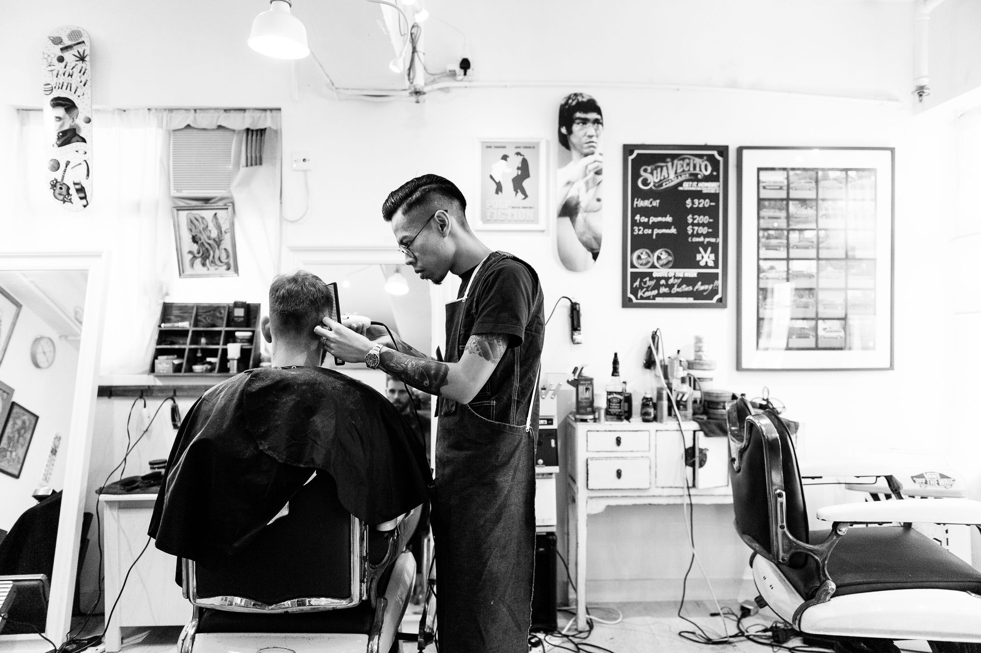 9 Hong Kong Barber Shops Every Gentleman Should Know