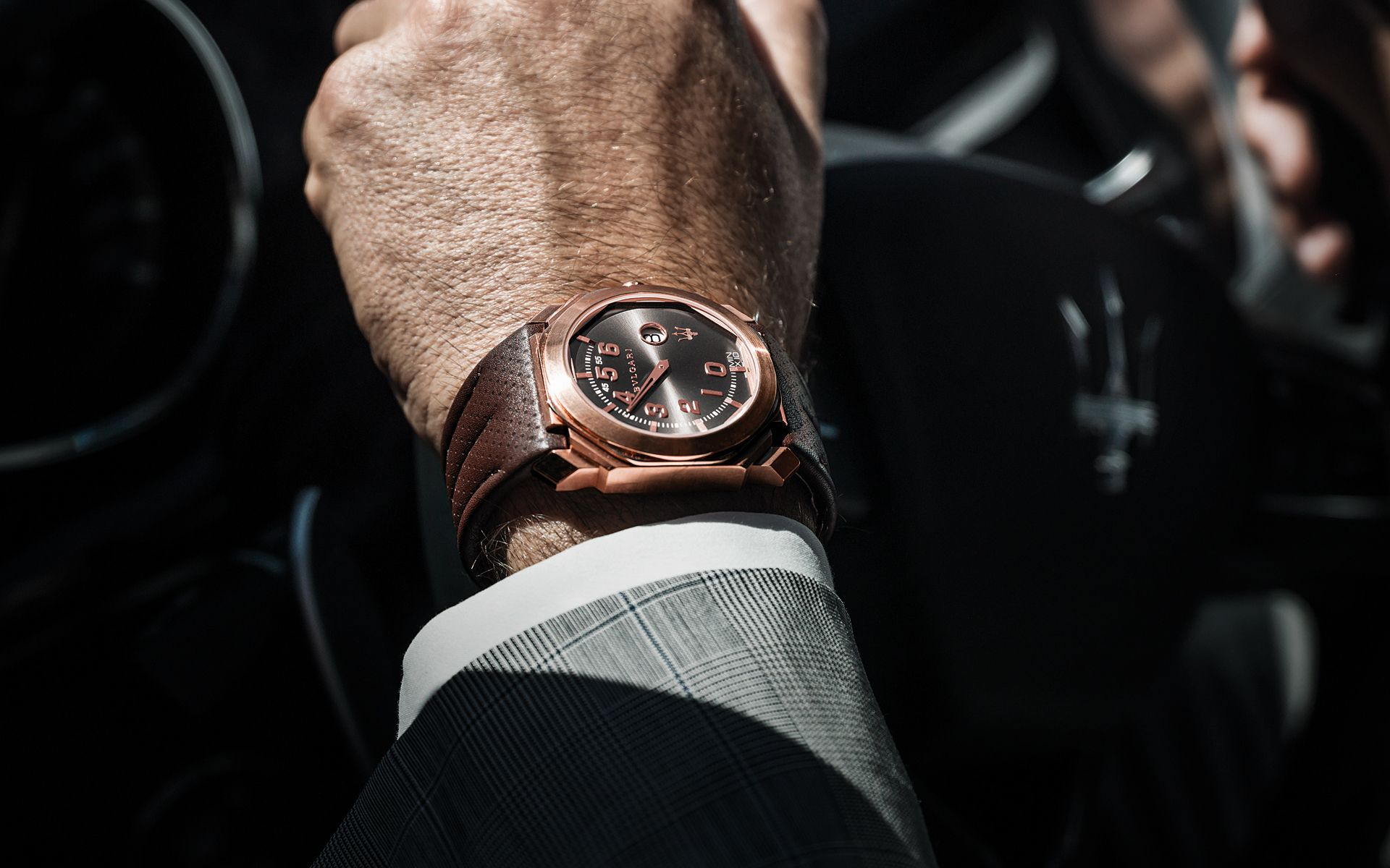 Drive Time: 5 Motoring Watches That Will Satisfy Your Need For Speed