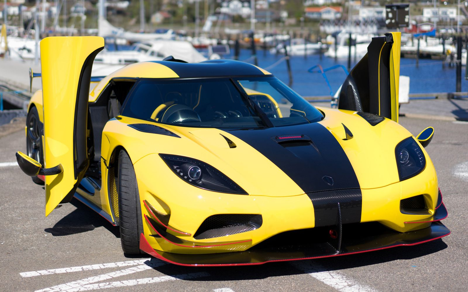 Top Speed: See The 20 Fastest Cars In The World