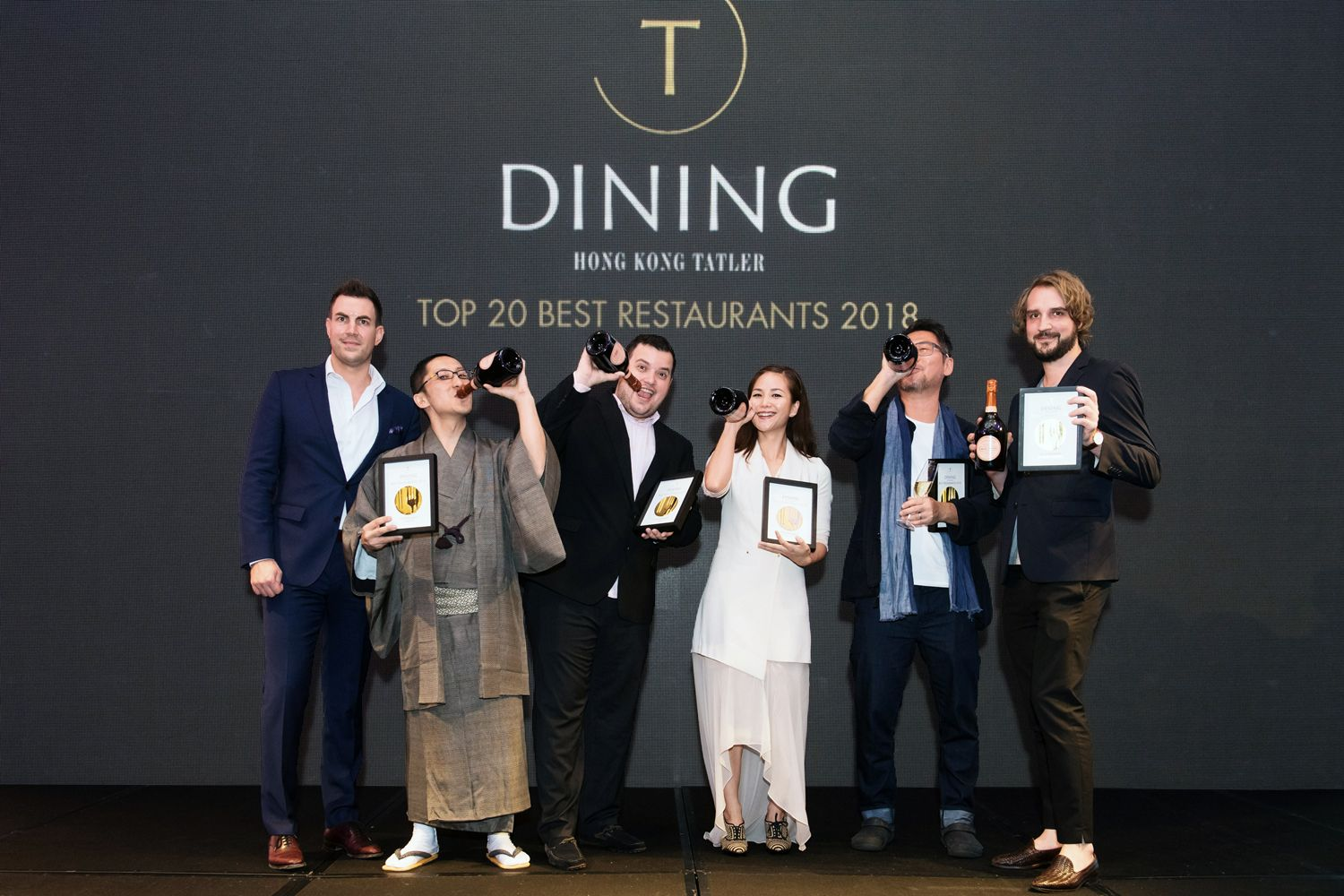 Video: What You Missed At The T.Dining Best Restaurants Awards 2018