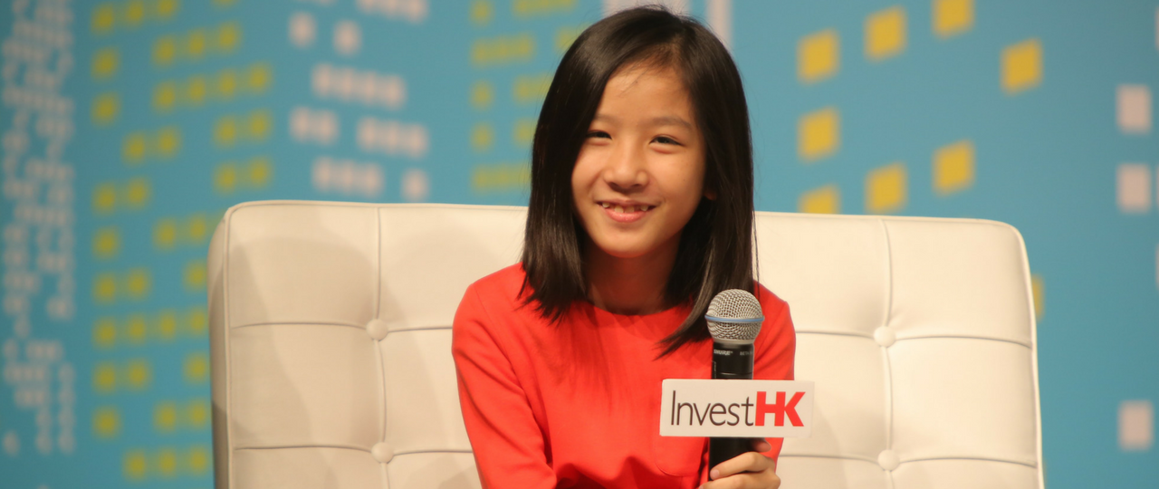 Meet Hong Kong's Youngest Entrepreneur