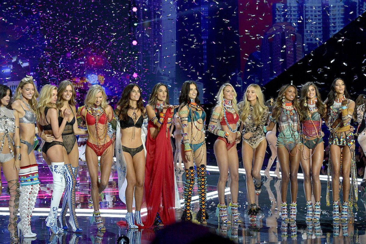 10 Things To Know About The Victoria's Secret Fashion Show In Shanghai