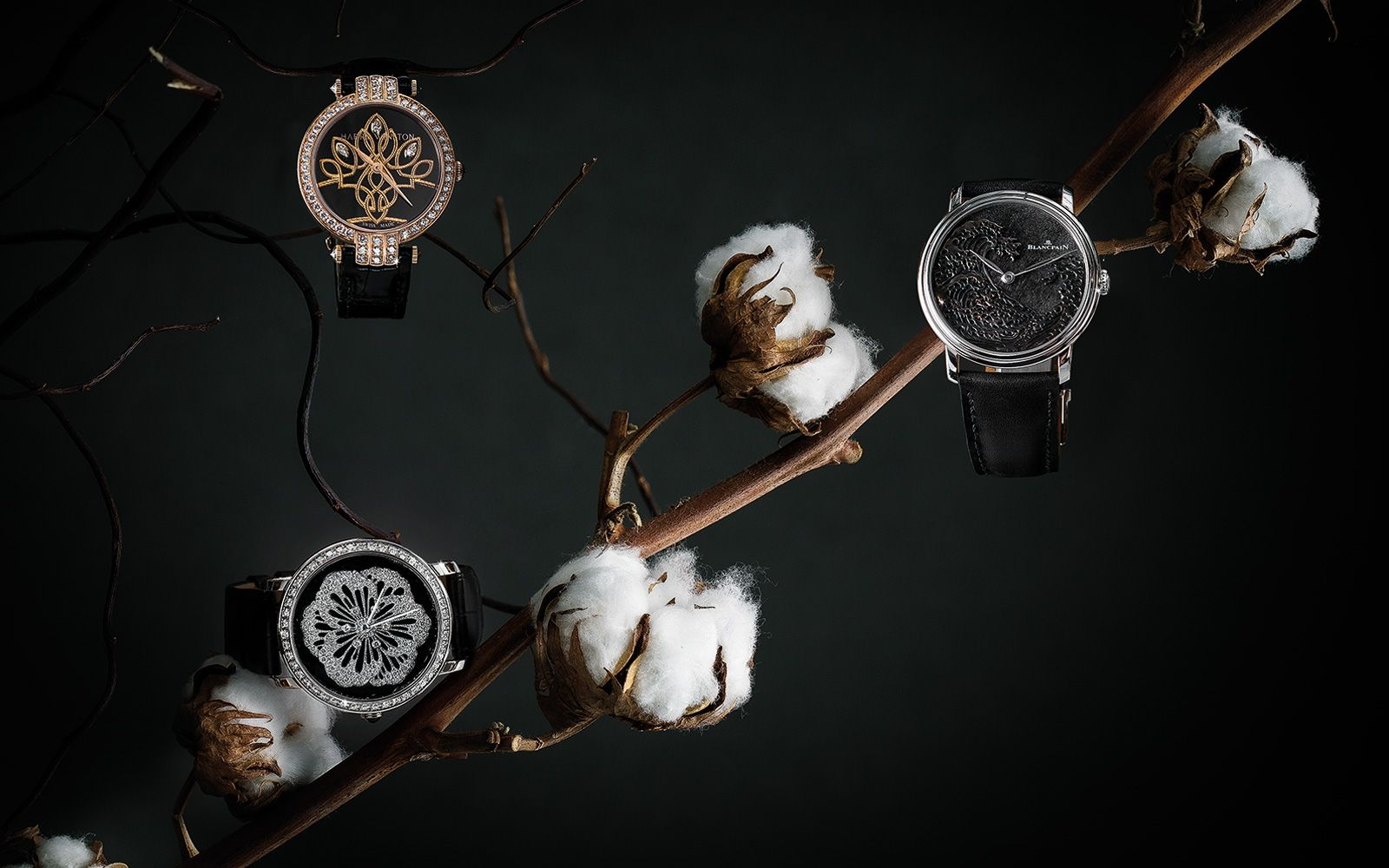 These Gorgeous Watches Blur The Line Between Art & Timepiece