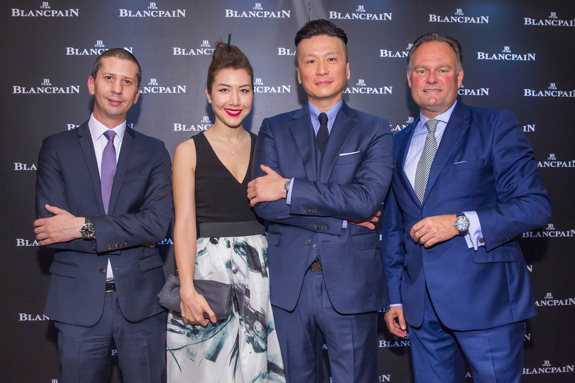 Masters At Work: Appreciating Blancpain's Métiers d'Art Unique Timepieces