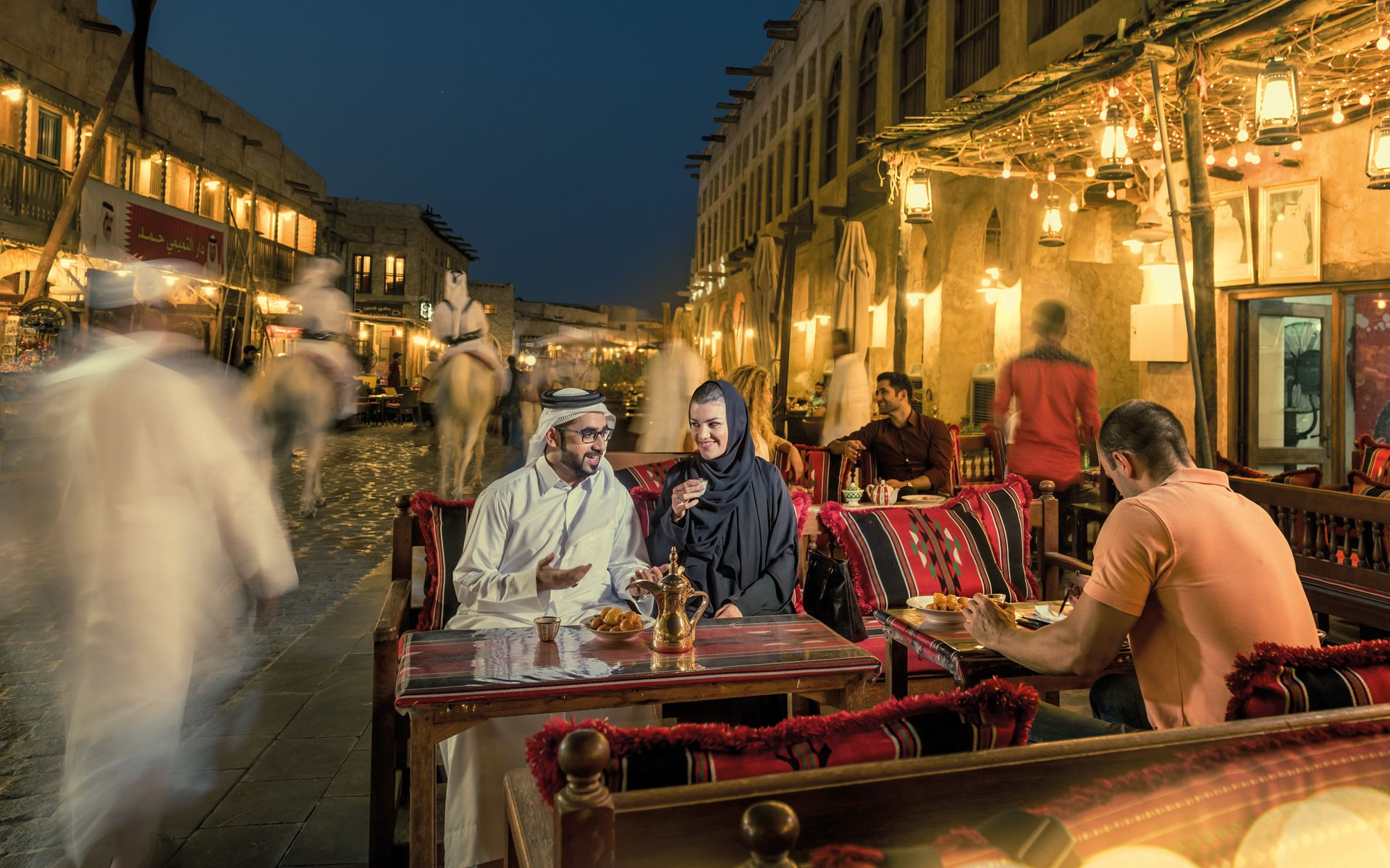 Doha Days: A Wealth Of Cultural, Gourmet And Shopping Experiences