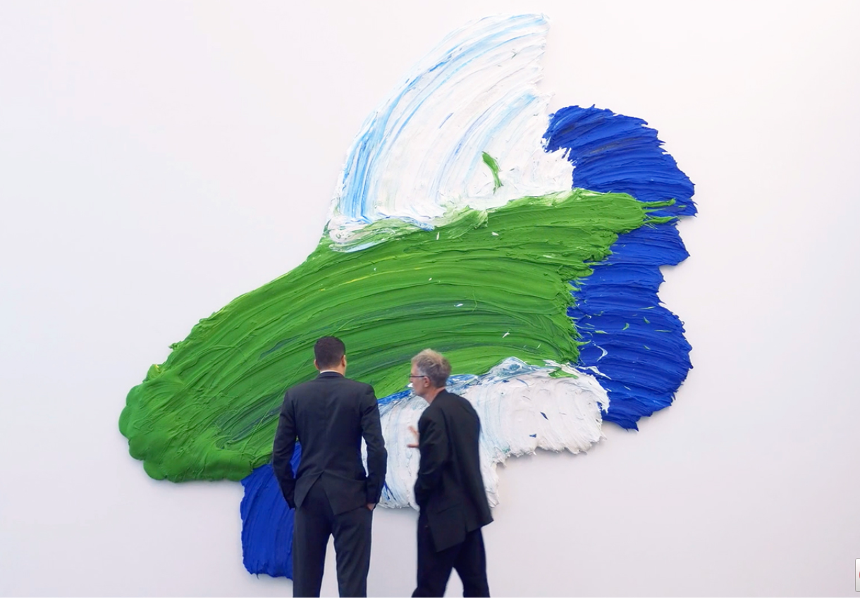Art Talk: Donald Martiny Proves There's Power Behind Every Brushstroke