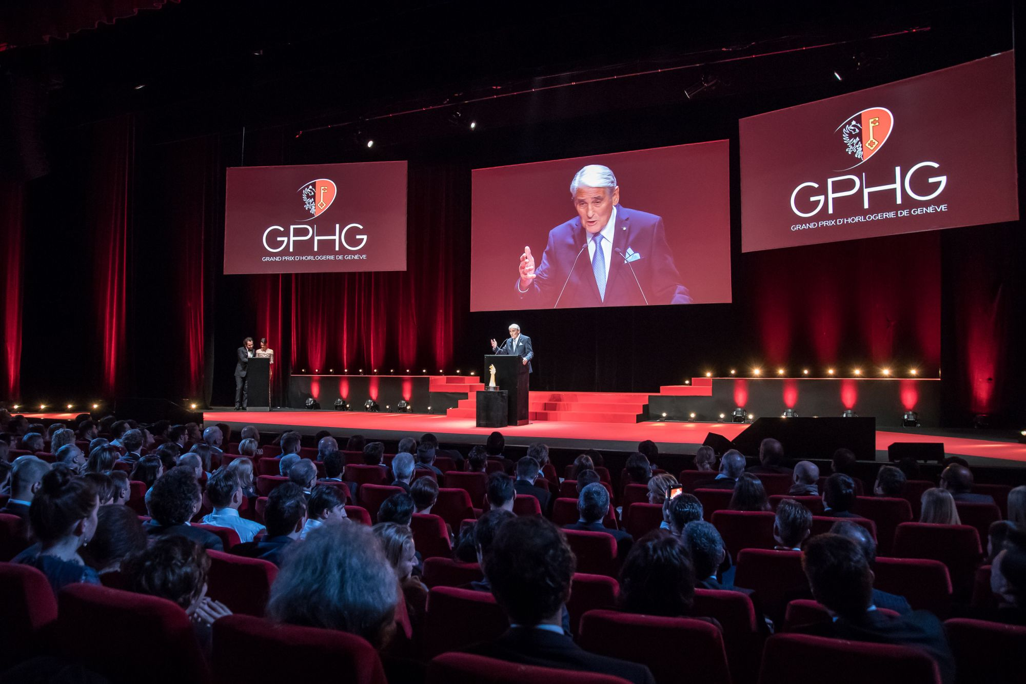 """See All The Winners of GPHG: The """"Oscars Of Watchmaking"""""""