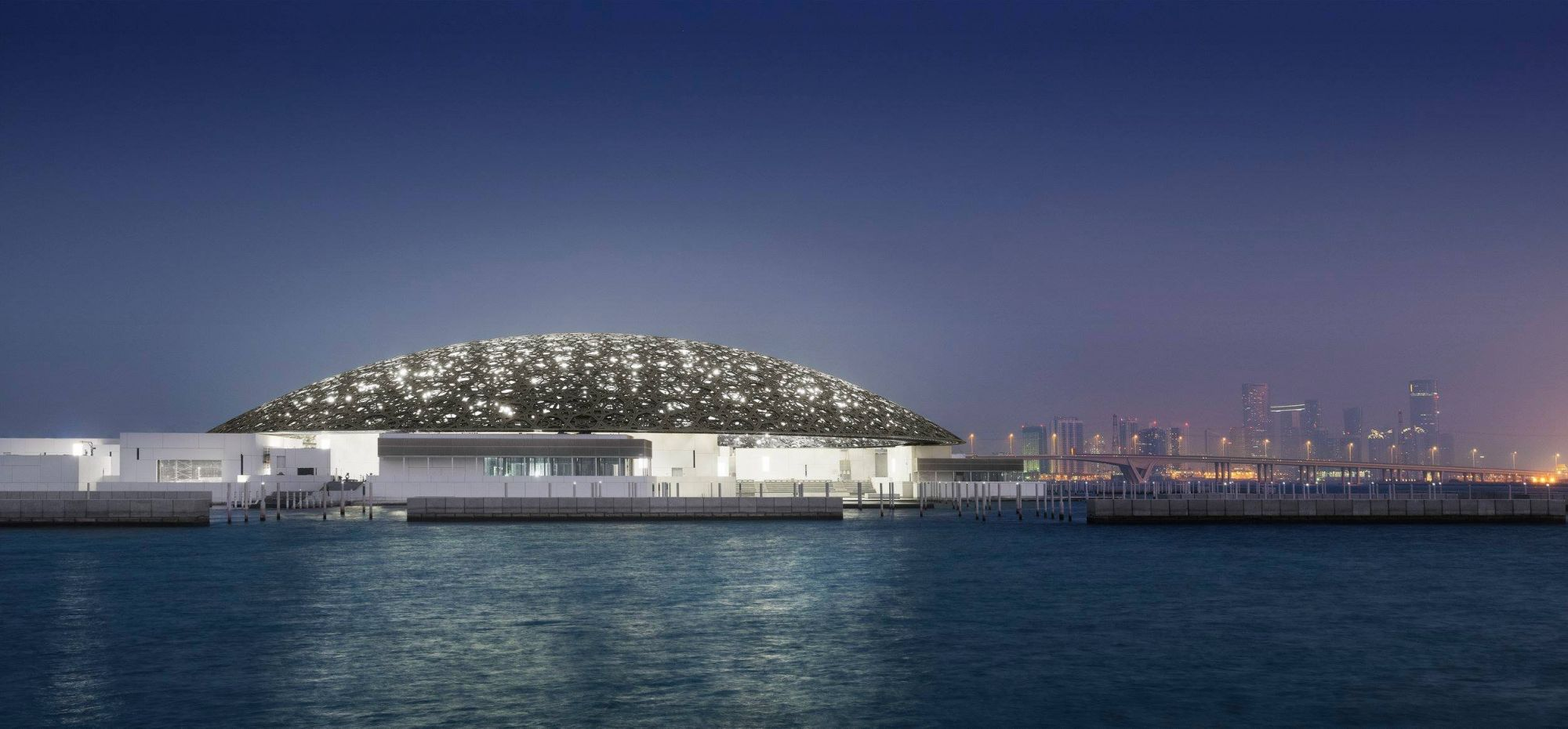 7 Things To Know About The Louvre Abu Dhabi