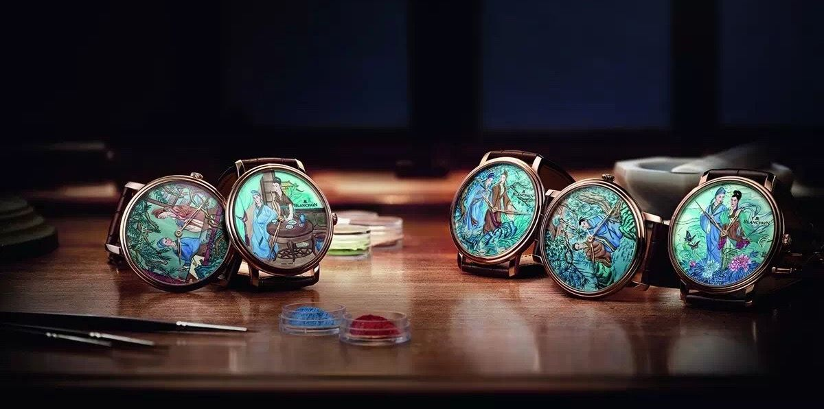 D Art Exhibition Hong Kong : The art of time discover blancpain s métiers d art exhibition in