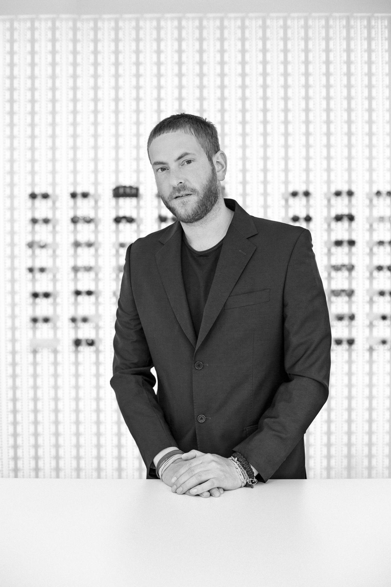 Mykita Founder Moritz Krueger Is Reinventing Eyewear