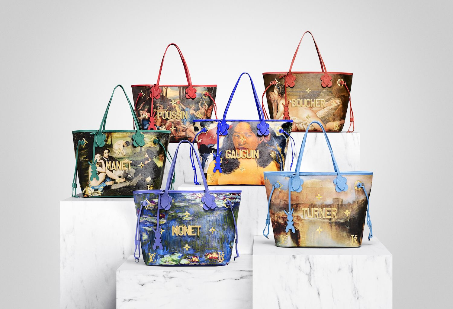 Masters 2: A Lesson In Art History Courtesy Of Louis Vuitton x Jeff Koons