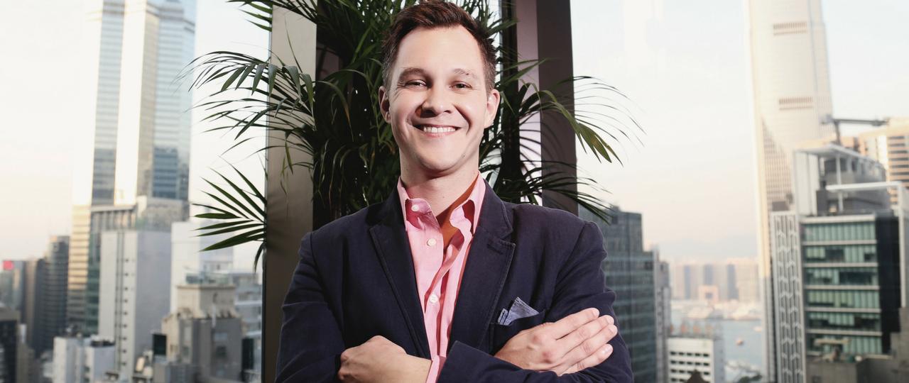 Tony Verb Might Be One Of Hong Kong's Most Inspiring Social Entrepreneurs. Just Don't Call Him That