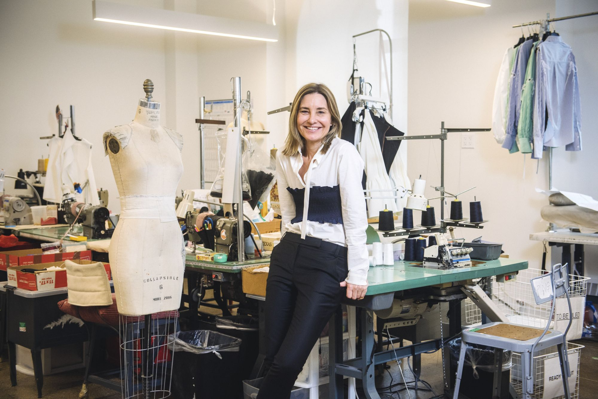 Tibi Founder Amy Smilovic's Little-Known Connection To Hong Kong