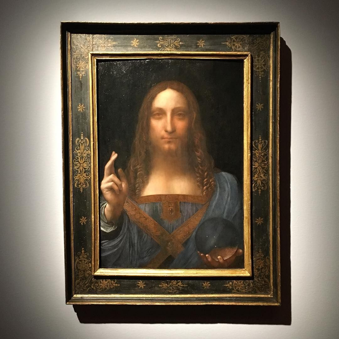 The Last Da Vinci Is Now In Hong Kong—Don't Miss Your Chance To See It