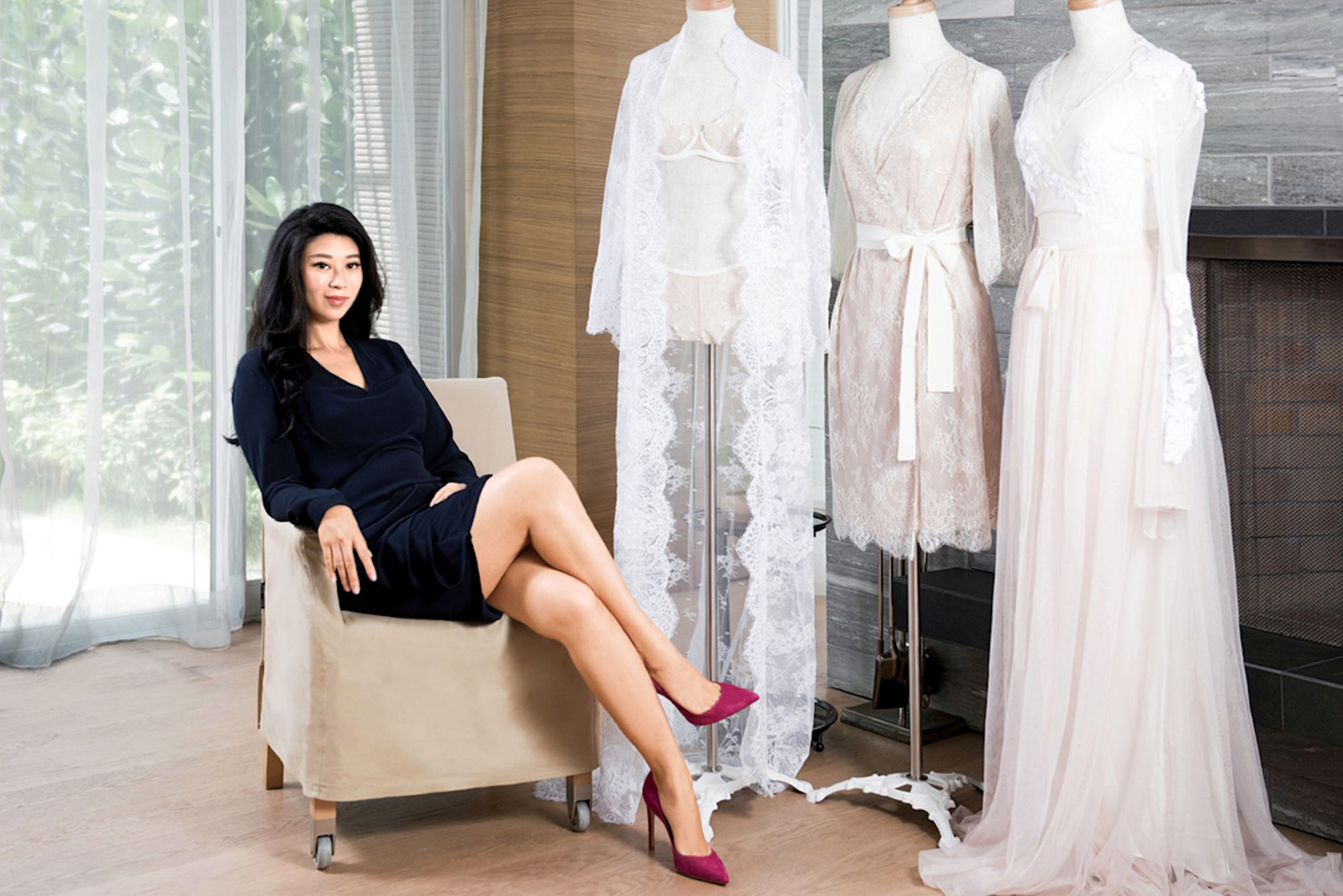 The Tatler 10: Christy Liang Of The Lace Atelier
