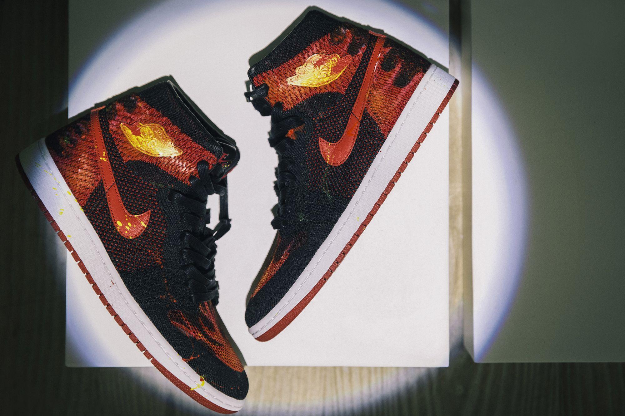 5 Minutes With Artist Daniel Cordas On Customising Jordans & Hermès Birkins