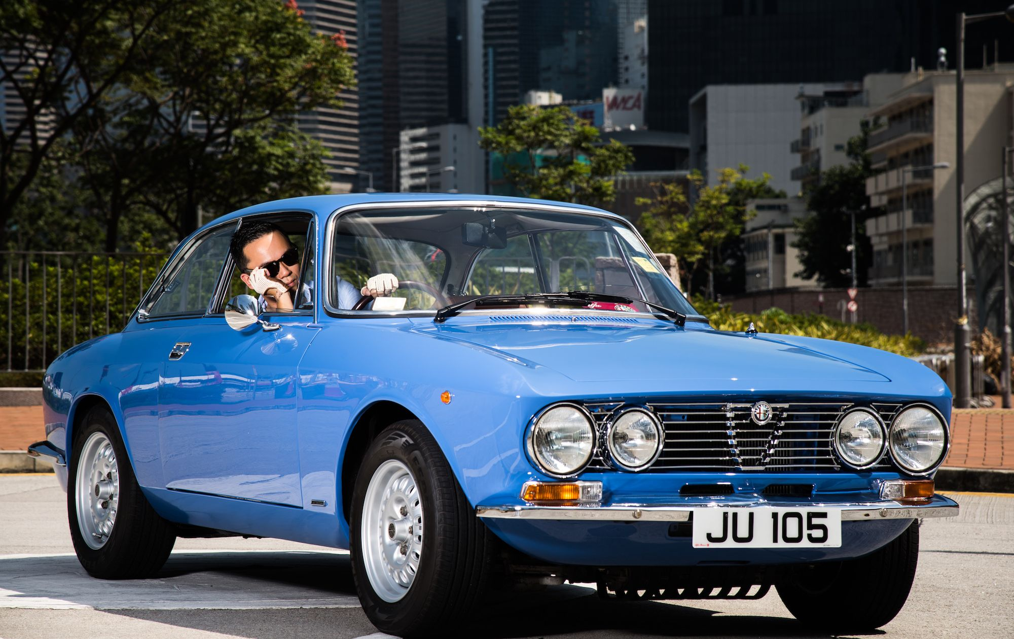 Car Talk Justin Lui On The Chater Road Classic Car Show Hong Kong