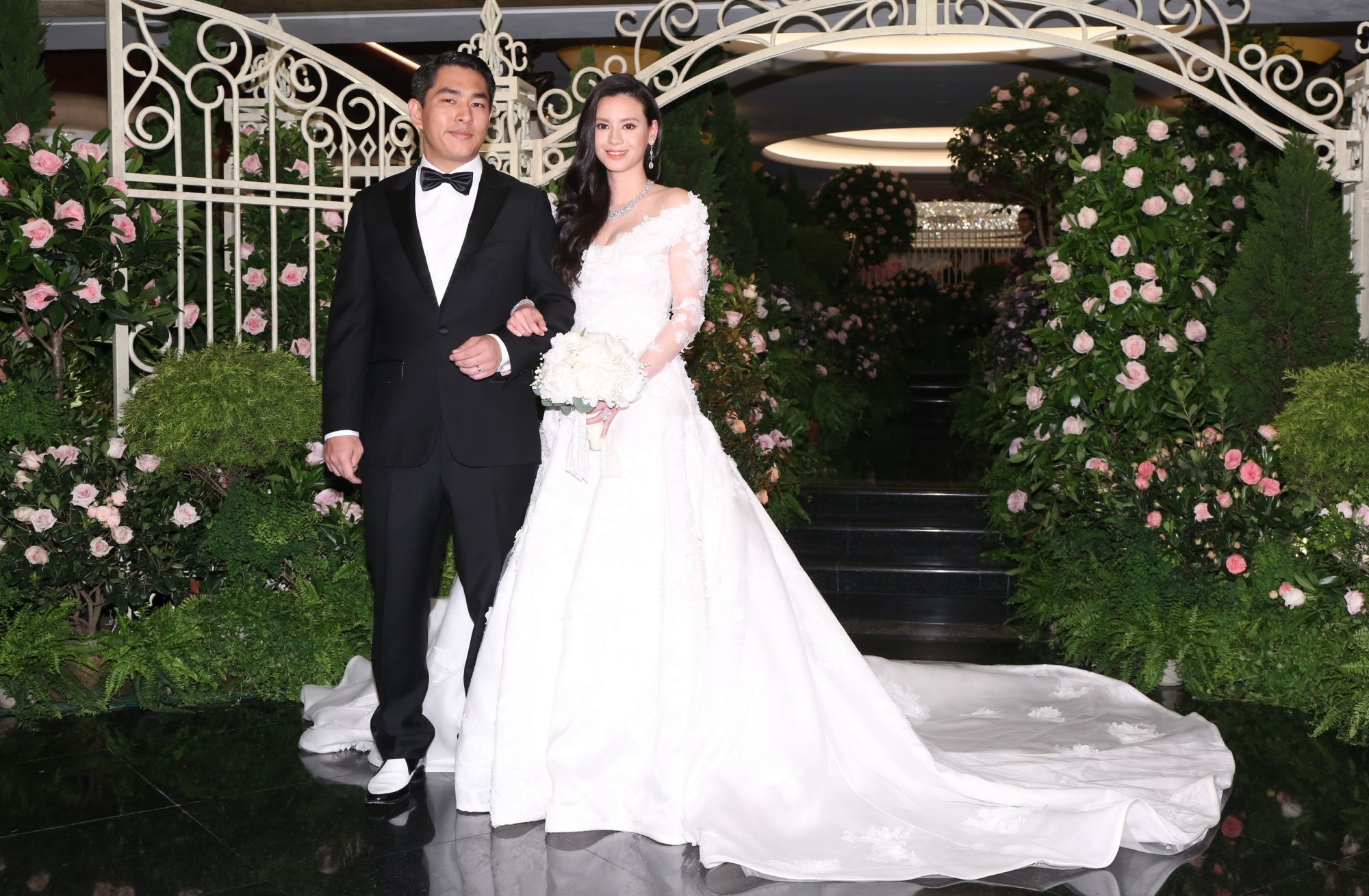 Kent and Emily Ho's Wedding | Hong Kong Tatler
