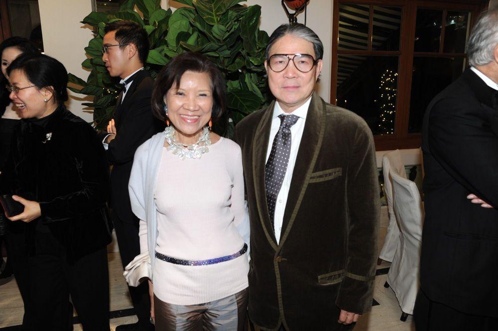 Kai-yin Lo and Timothy Fok