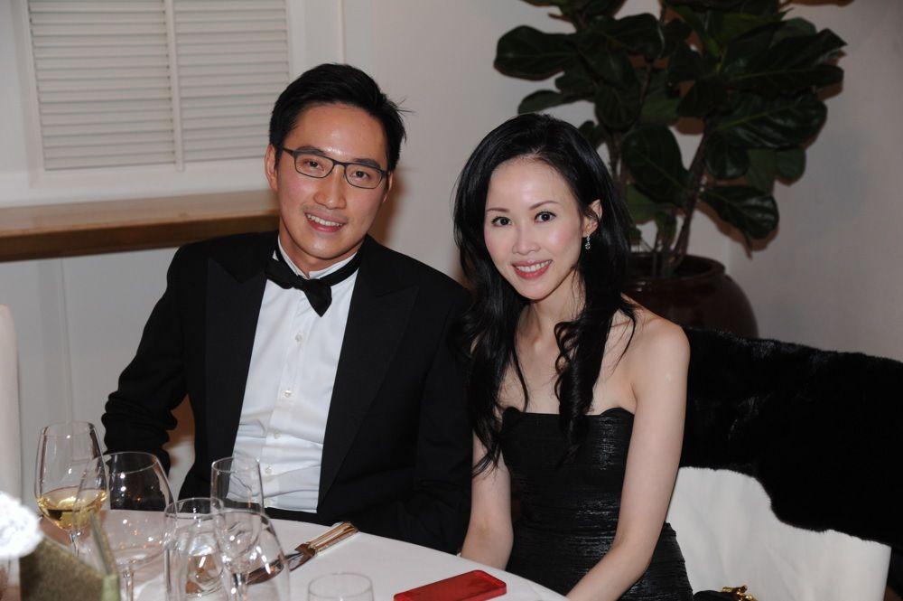 Evan Chow and Jacqueline Chow-Liu