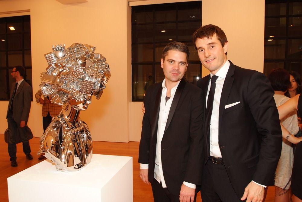 Joel Morrison and Nick Simunovic