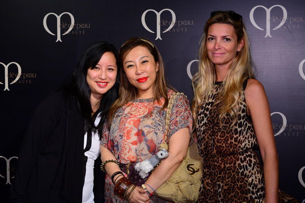 Amy Cheung, Lumen Kinoshita and Gioia Van der Rejit
