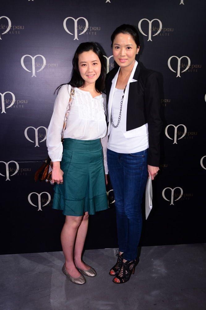 Becky Yung and Reggie Li-Kwok