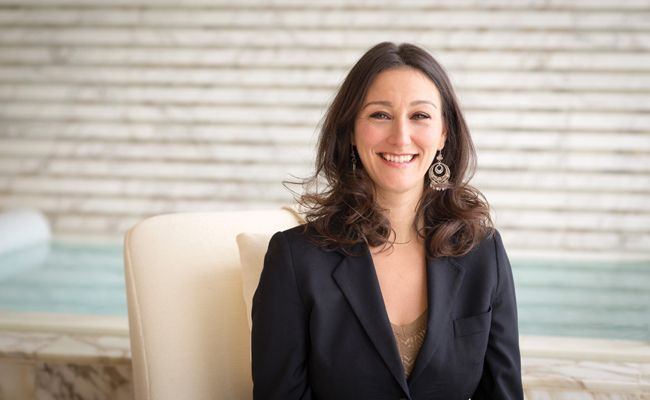 In Conversation with Shoshana Weinberg of The Four Seasons Spa
