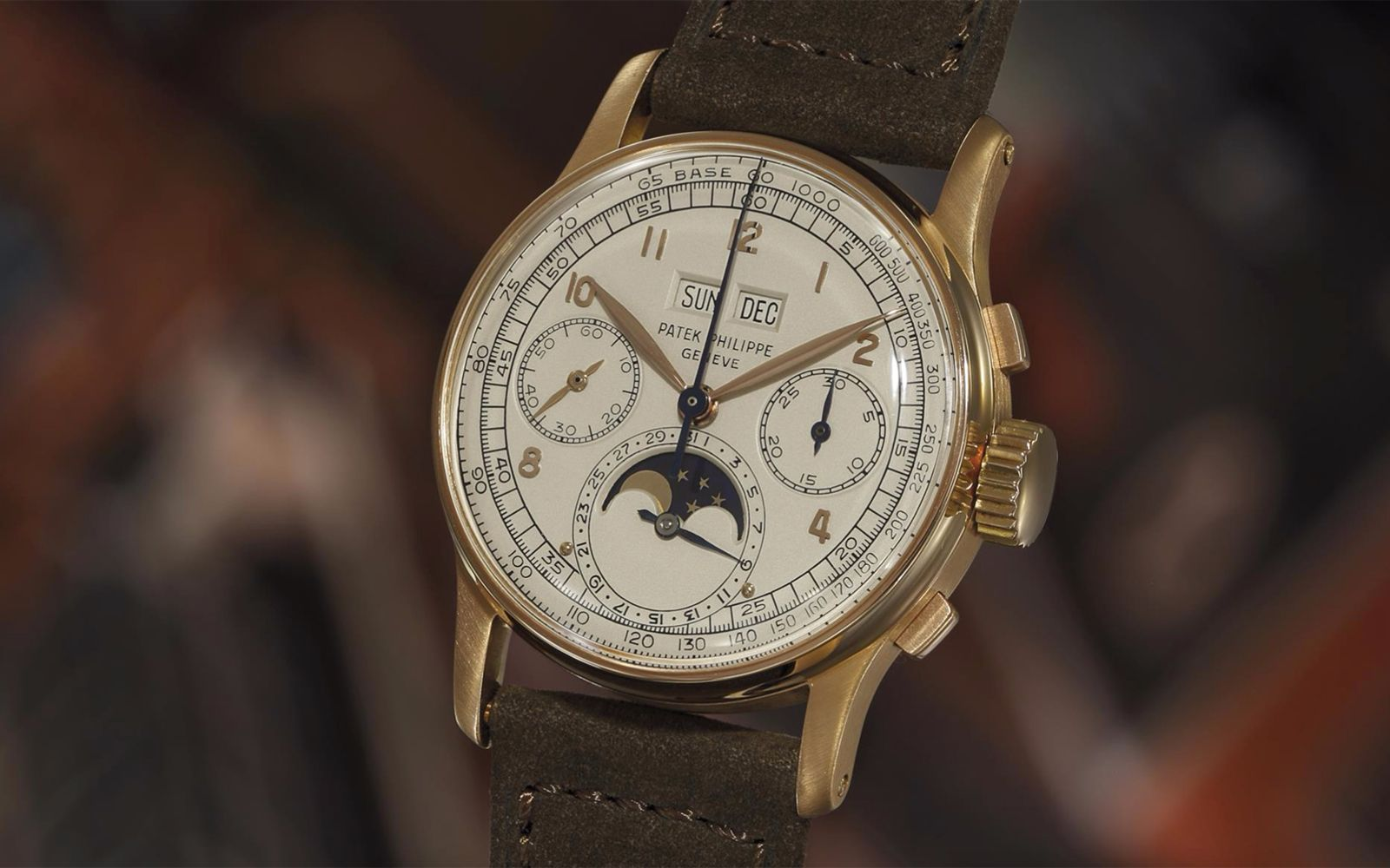 5 Extremely Rare Watches Up For Auction In October