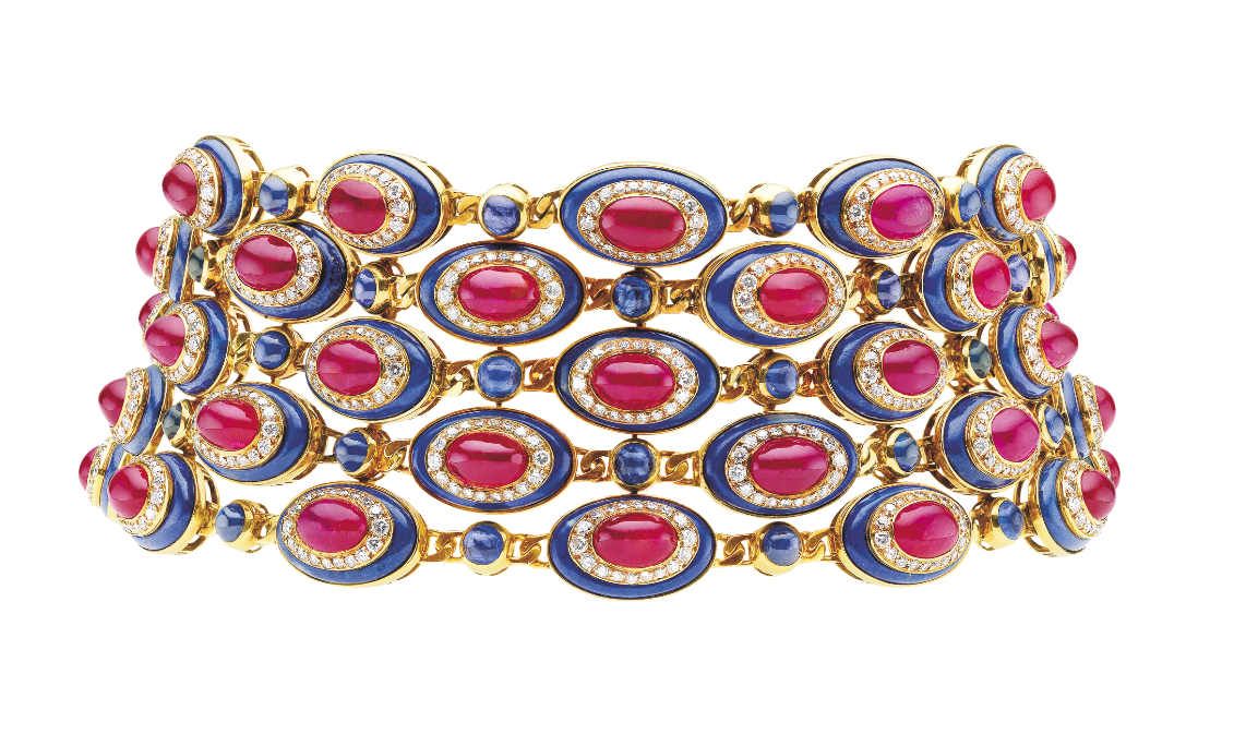 Red Alert: Joanna Hardy Partners With Gemfields To Explore The Beauty Of Rubies