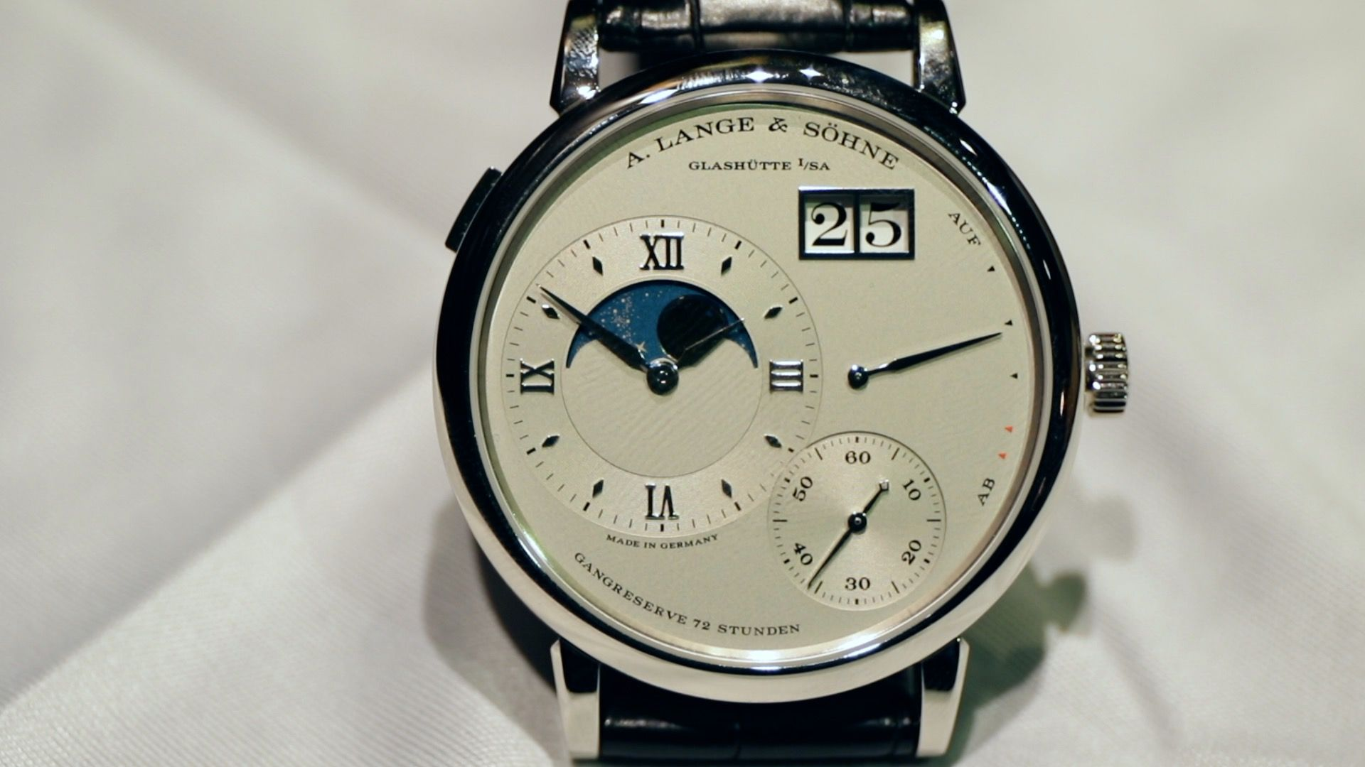 The Watch Professor: What Exactly Is A Moonphase Watch?