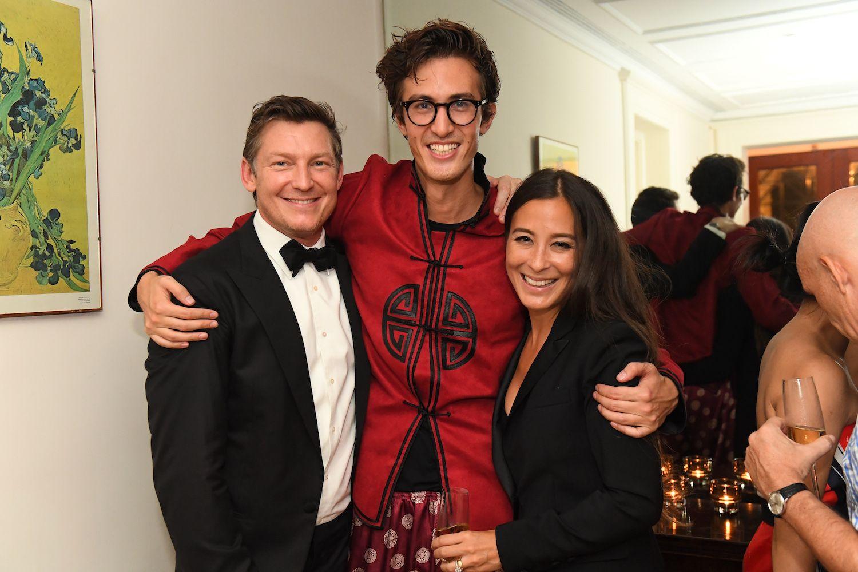 Joshua Green, Nick Buckley Wood, Madeleine Green