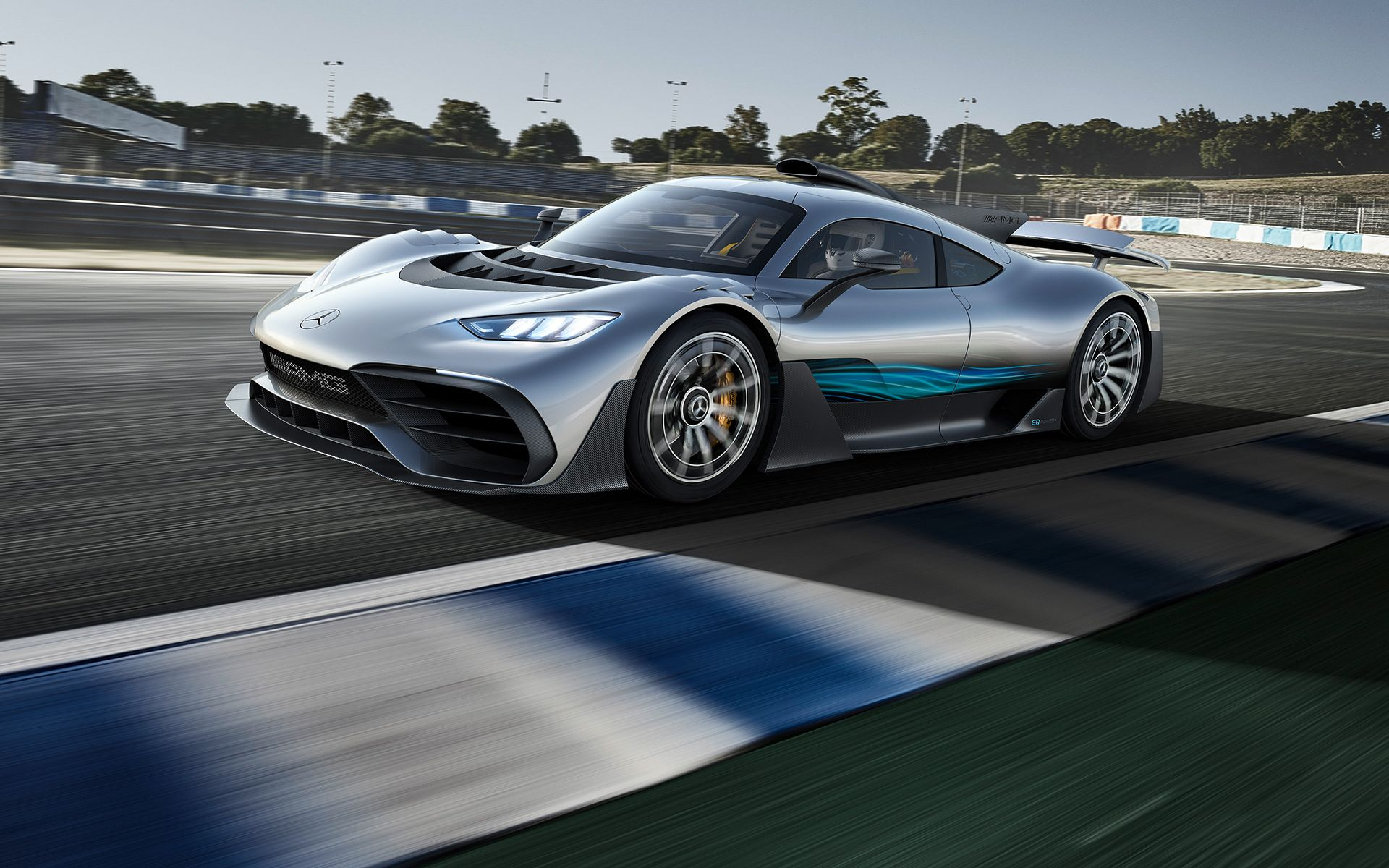 The Mercedes-AMG Project ONE Brings F1 Dreams To The Road