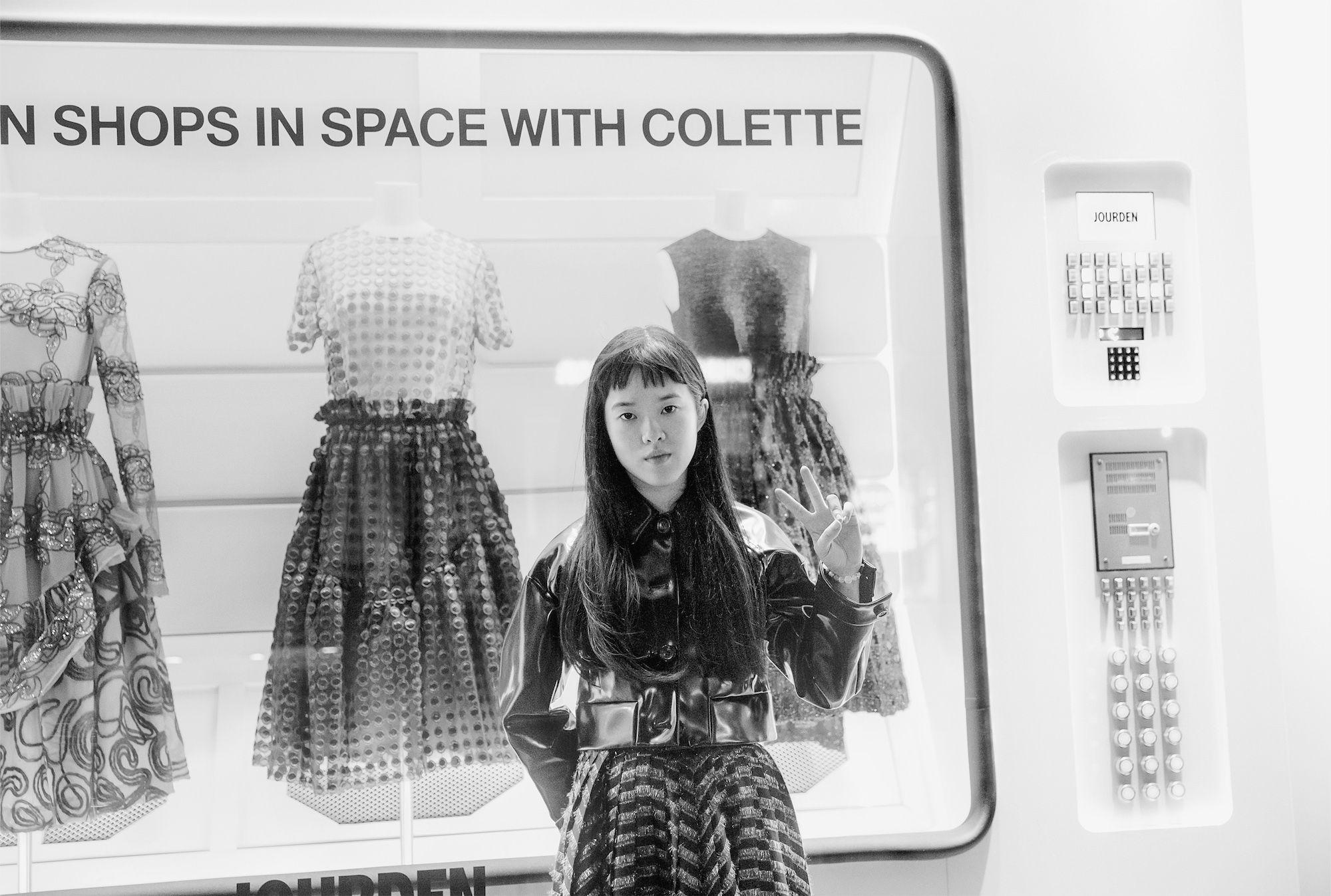 Jourden Designer Anais Mak On The Future Of Retail