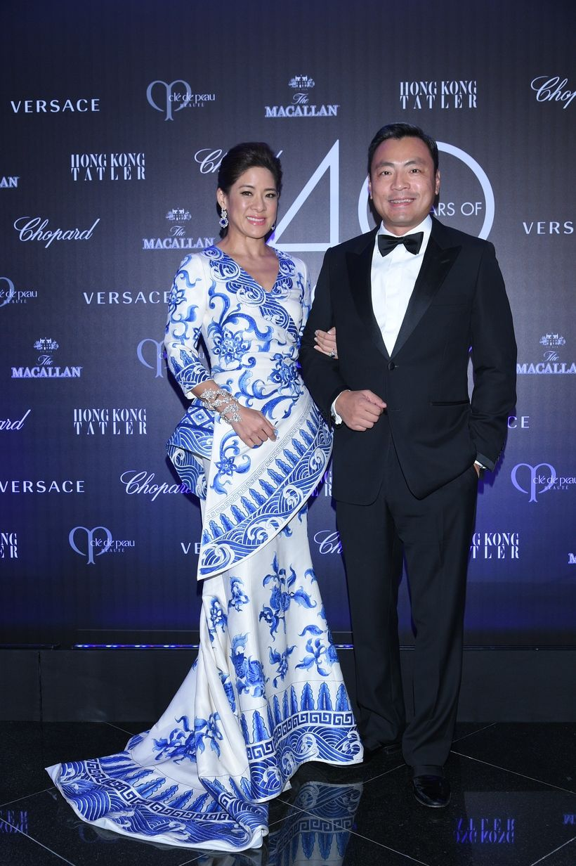 Hong Kong Tatler Ball 2017: Best Dressed Women