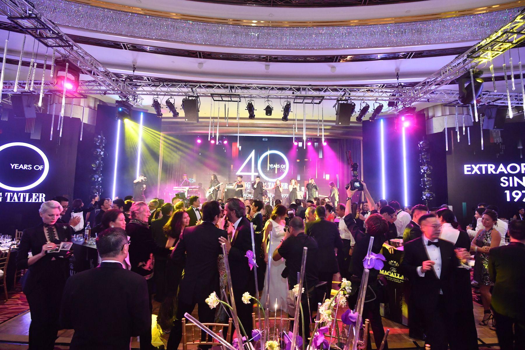 10 Things You Missed At The Hong Kong Tatler Ball 2017