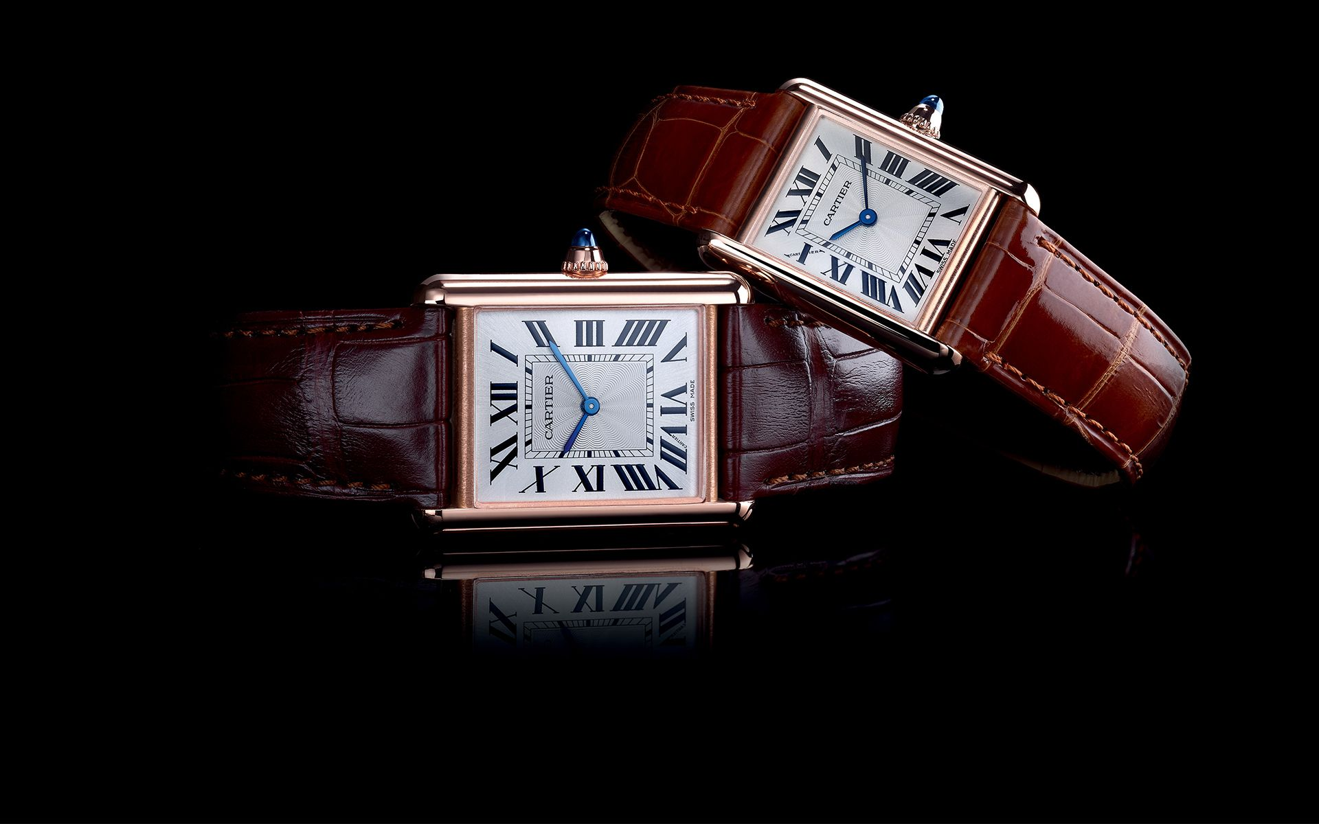 Built To Last: The Cartier Tank Turns 100