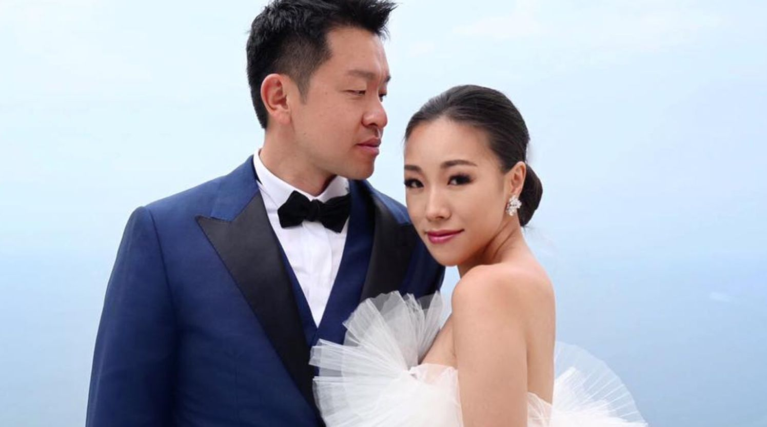 Inside Feiping Chang & Lincoln Li's Wedding