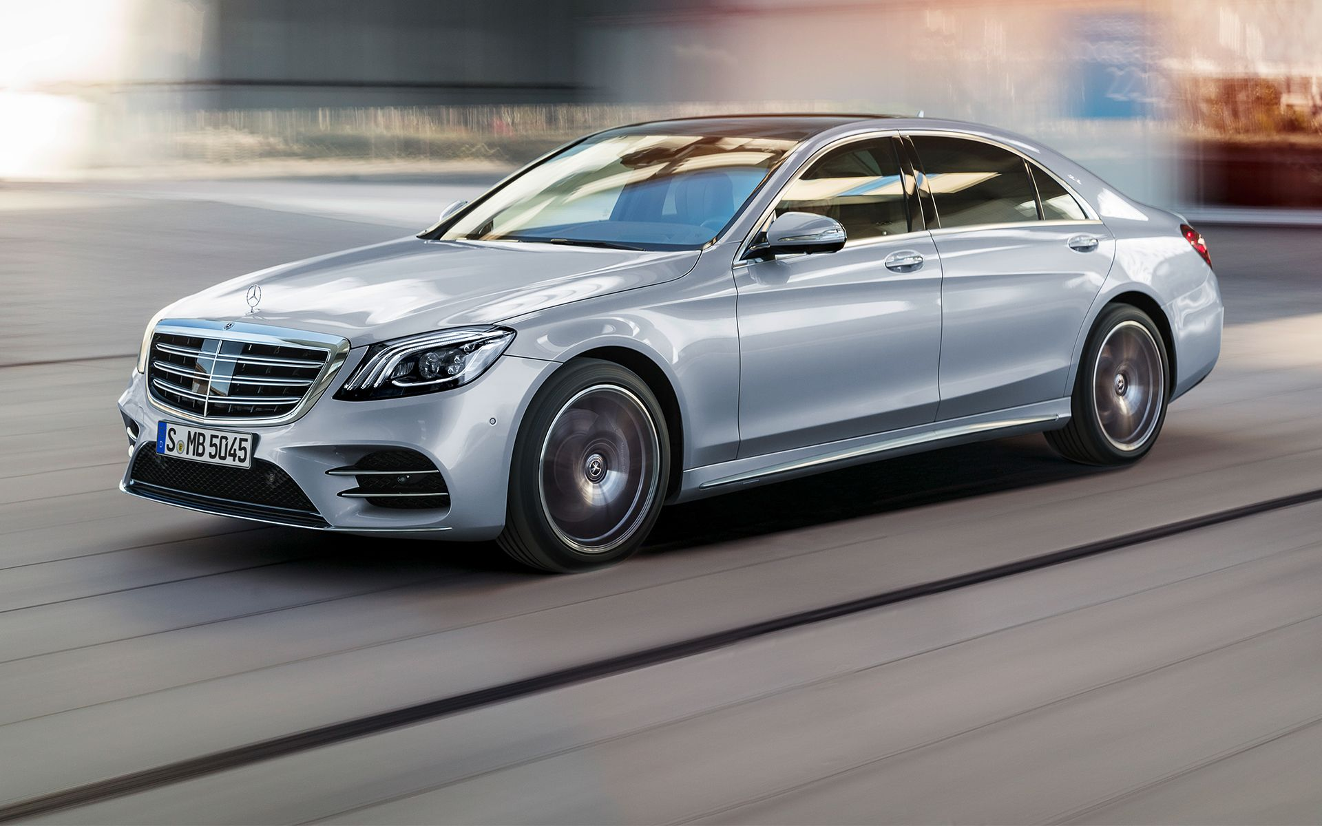 5 Things To Know About The New Mercedes-Benz S-Class