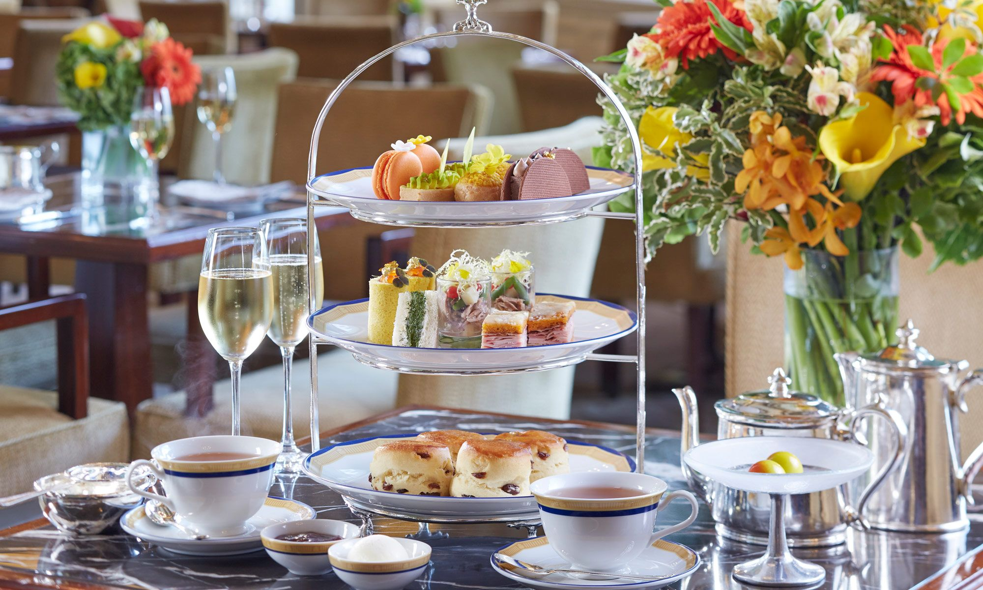 Van Cleef & Arpels Nature Afternoon Tea Launches At The Peninsula