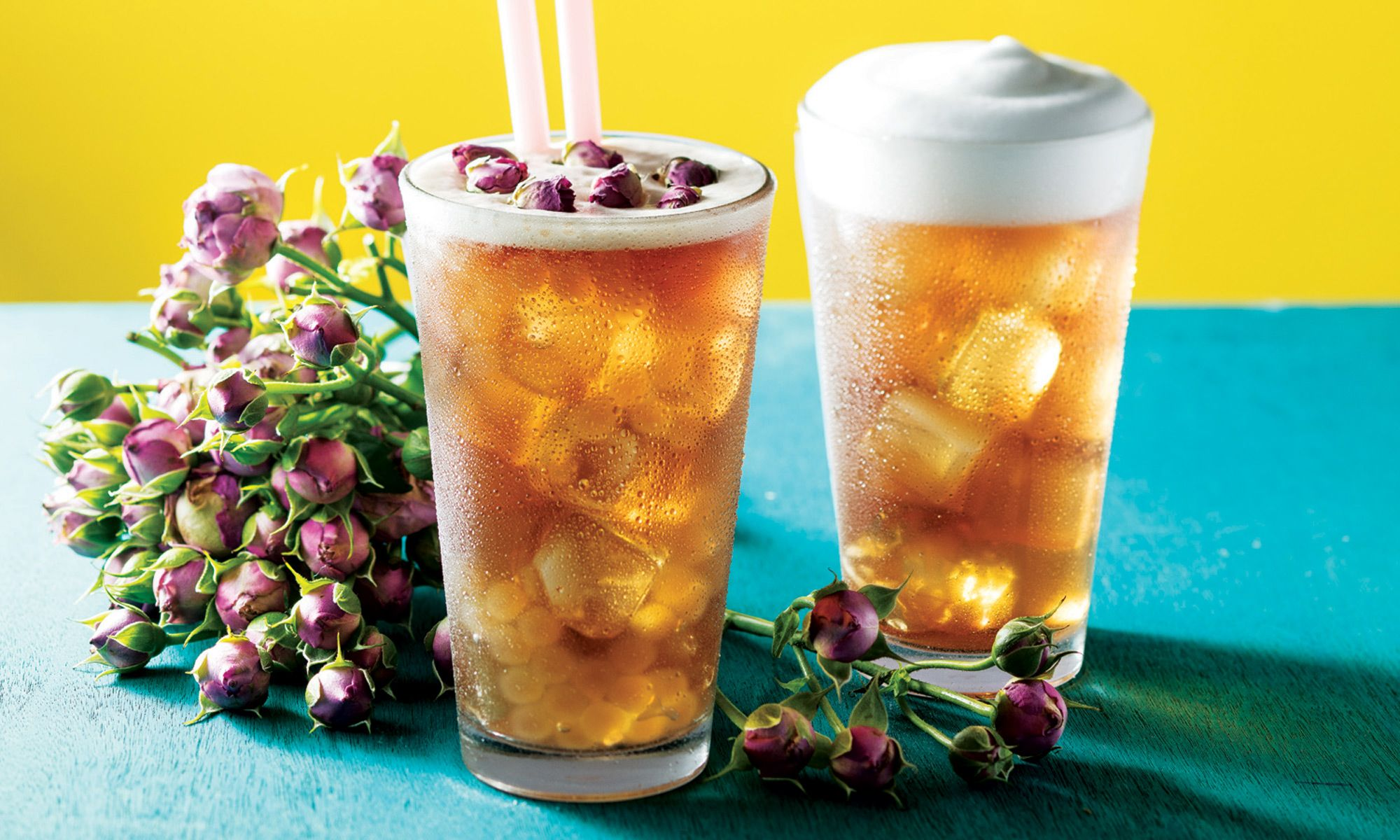Will Flamingo Bloom Change The Way You Think Of Iced Tea?