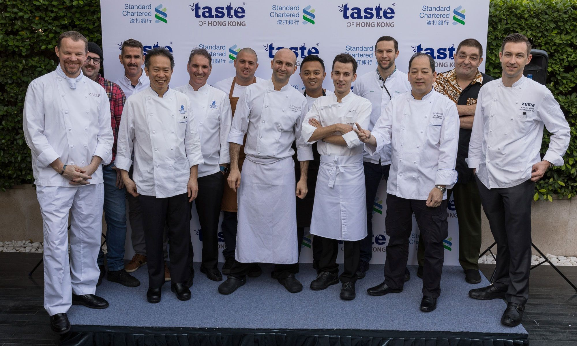 Taste of Hong Kong Returns to Central Harbourfront Next March