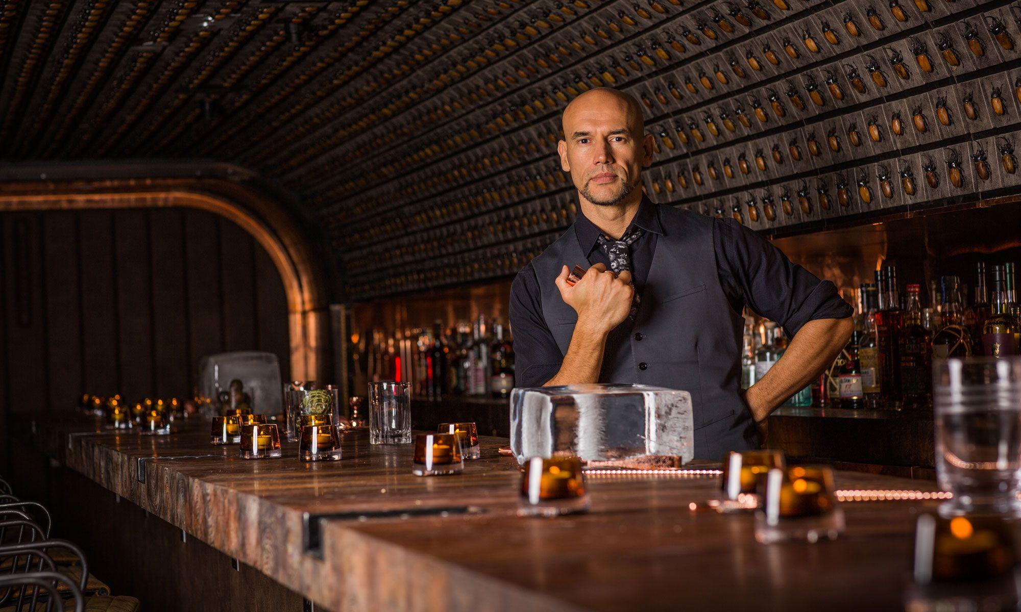 J. Boroski Cocktail Lounge Soft Opens in Central