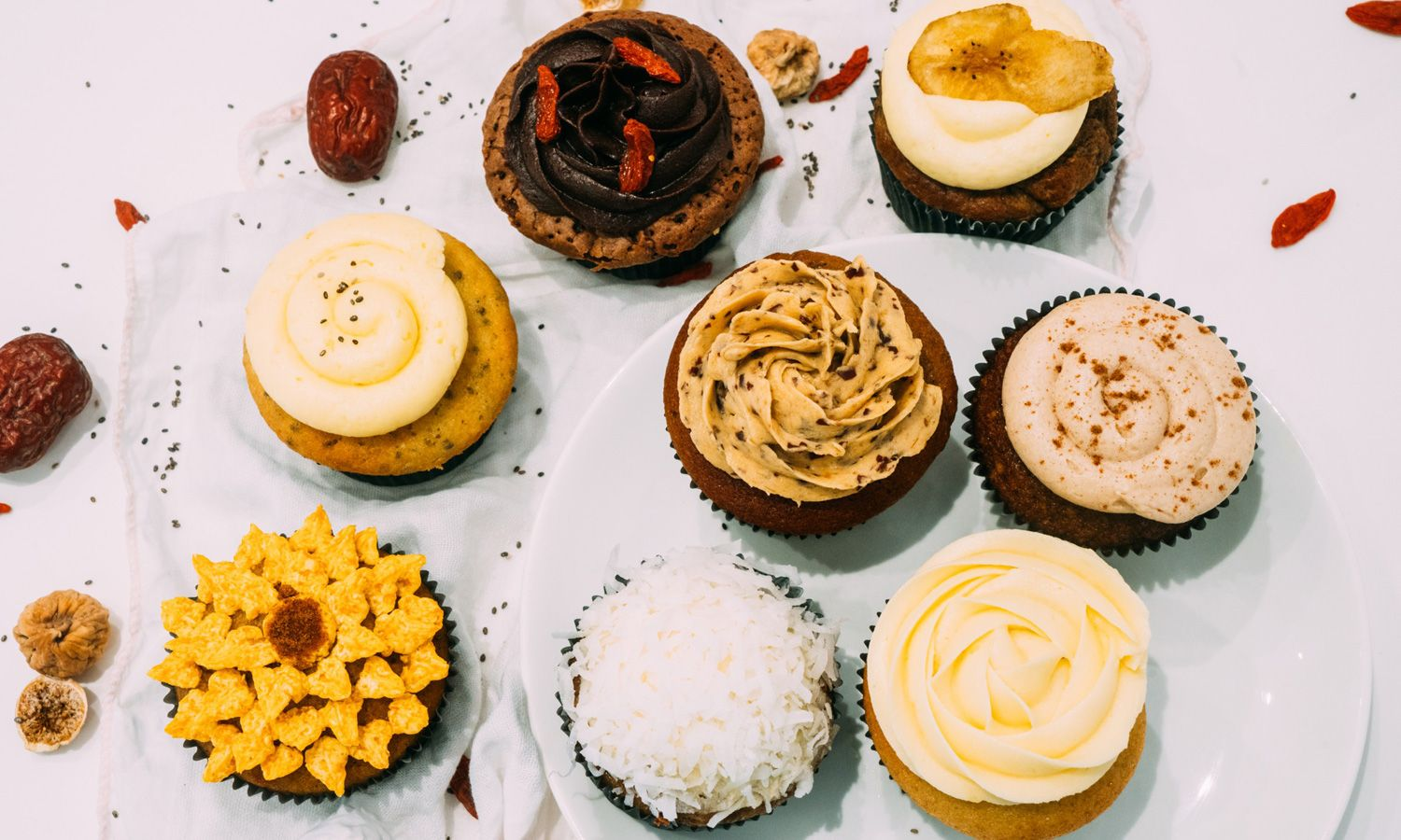 The Cakery Debuts with Pop Up Shop at Landmark Central