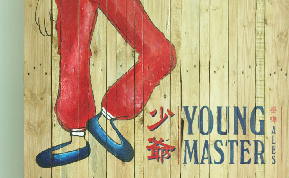 Young Master Ales Opens