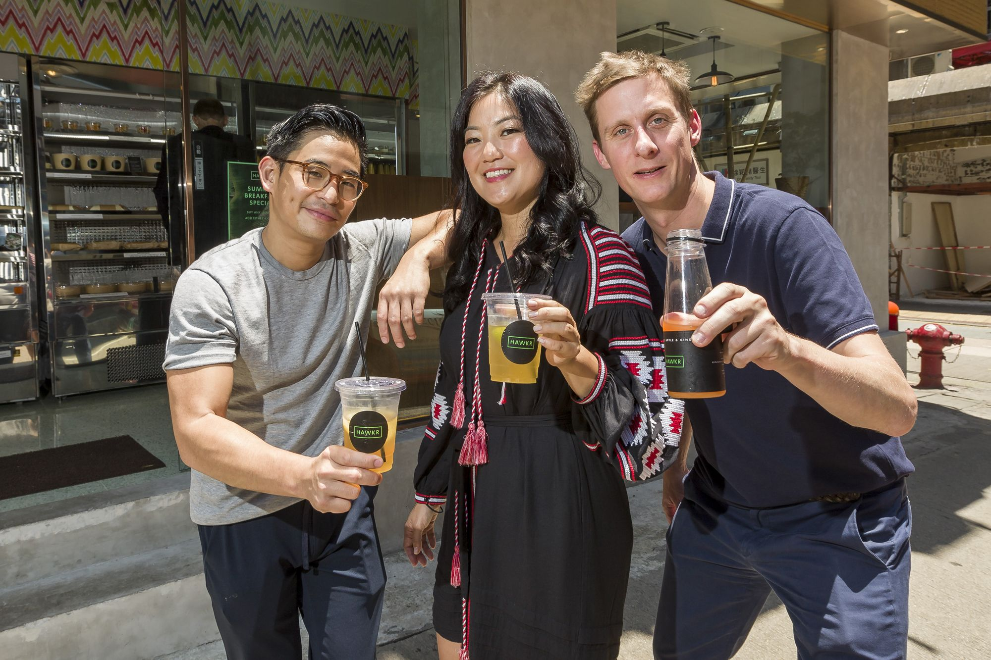 How Ivan Pun, Mina Park And Jake Astor Are Bringing SE Asian Food Culture To Hong Kong