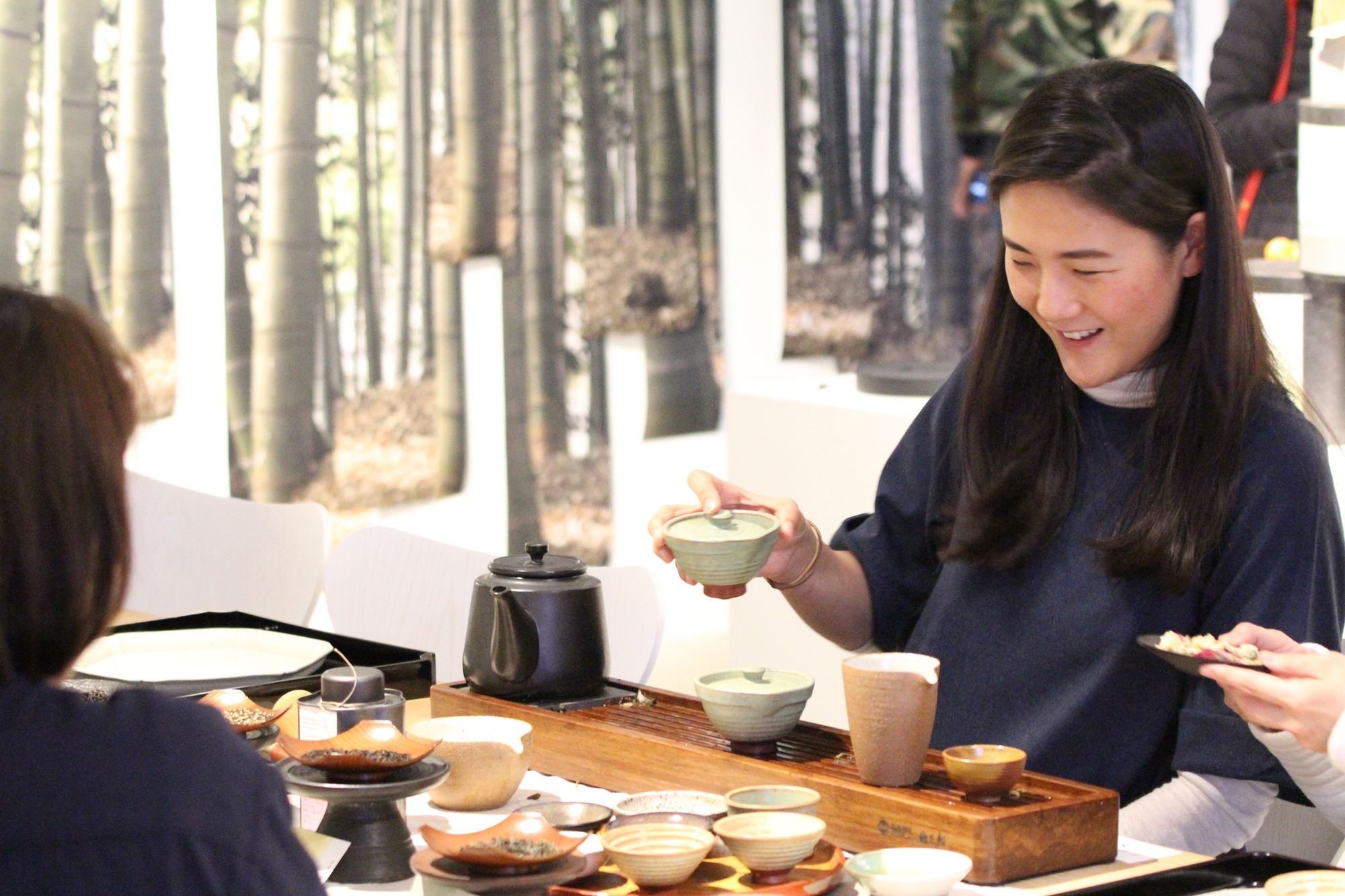 Nana Chan And Alan Chan On Speaking The Language Of Tea
