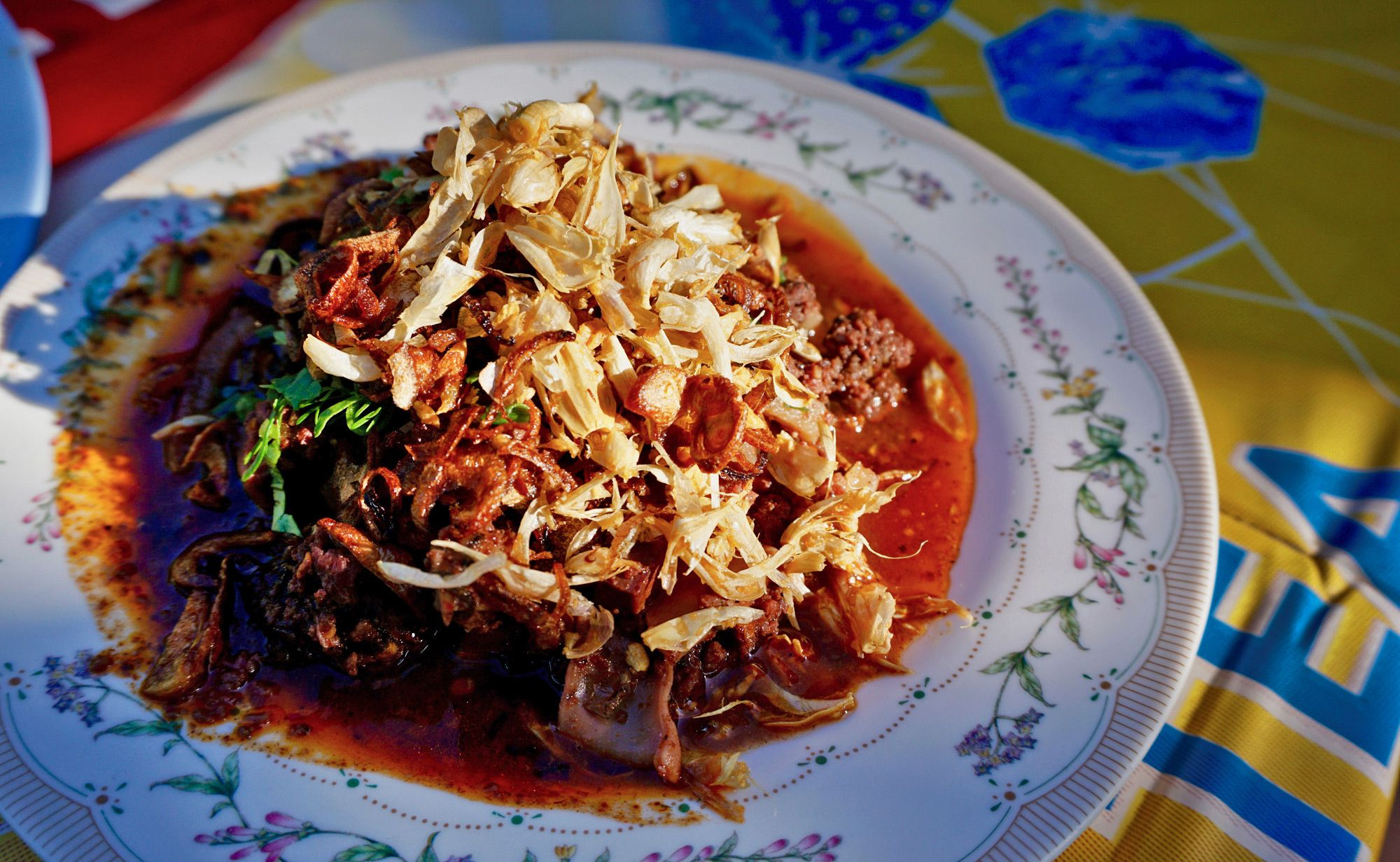 Where to Eat Chiang Rai's Most Iconic Dishes