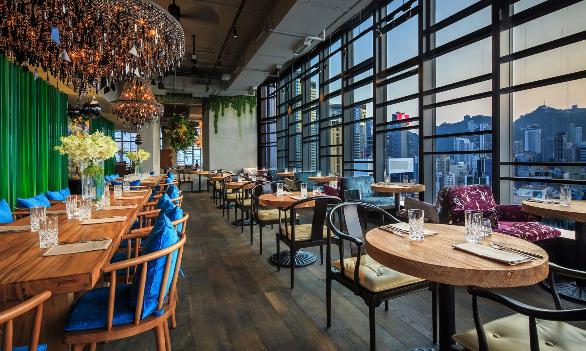 Top Designs of 8 New Restaurants You Cannot Miss