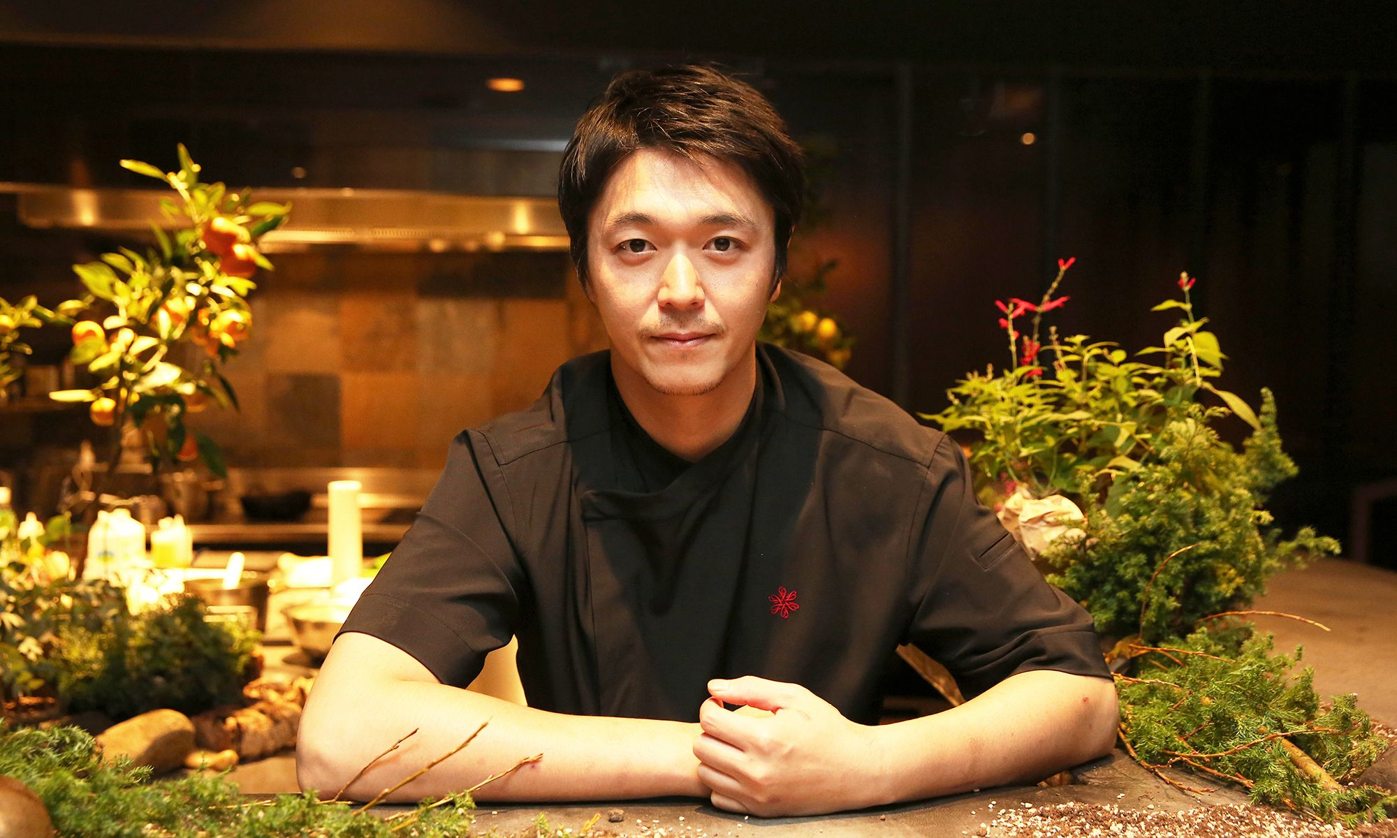 Meet the Chef Reinventing French Cuisine with Japanese Ingredients